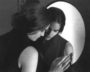 femeie-oglindă